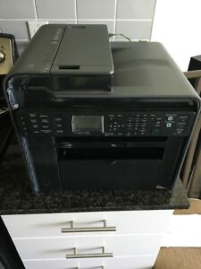 Canon MF4770n all in one laser printer