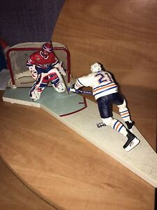 Lot de figurine NHL mcfarlane
