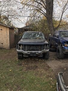 Parting out 2003 and 2006 sierra