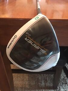TaylorMade Burner MLH Driver 10.5 - Brand New