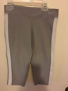 Two Pair of Nike Capri Shorts & Top