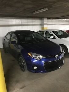 Lease Takeover 2016 Toyota Corolla! $300mth!