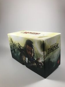 Magic the Gathering Card Box, 2 Deck Boxes, and Life Counter