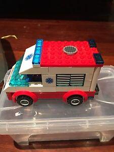 Lego ambulance Glenelg Holdfast Bay Preview
