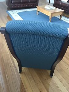 Antique easy chair immaculate Sandy Bay Hobart City Preview