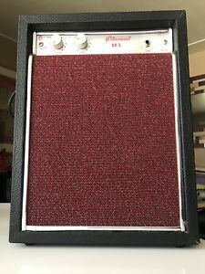 Vintage BRENTWOOD BR-5 Guitar  Amplifier AHED Canada