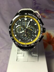 Pulsar V8 Chronograph World Rally Watch by Seiko Maroubra Eastern Suburbs Preview