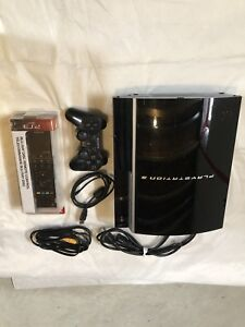 Sony PlayStation 3 Original Version works