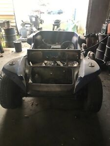 VW fibreglass buggy PROJECT