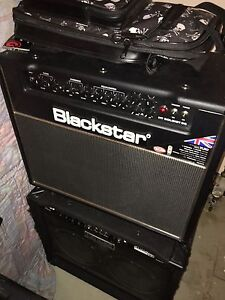Blackstar HT-60 soloist all tube amp