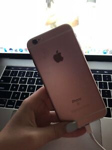 ROSE GOLD IPHONE 6S (Rogers)(32GB)