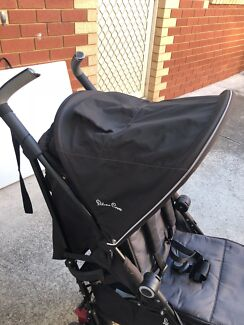 Silvercross reflex stroller
