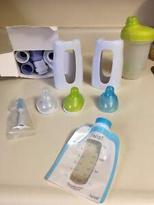 Kiinde Breastmilk Storage System