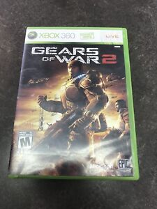Gears Of War 2 for Xbox 360. $5
