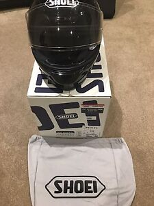 IMMACULATE Shoei NXR Helmet - Size Small Lane Cove North Lane Cove Area Preview