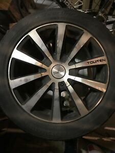 Alloy rims. Touren Rims 16""