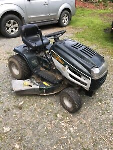 Parts or Repair: Yardworks Lawn Tractor