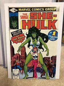 She-Hulk #1 Comic