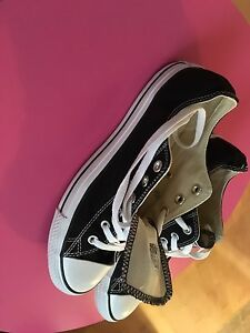 Converse men size 8 black