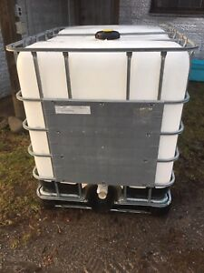 1000L water tote