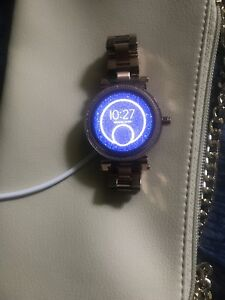 Michael Kors Womens Smart Watch for Sale (very less used)