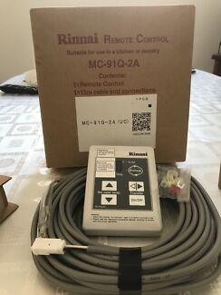 Rinnai Remote Control MC-91Q-2A