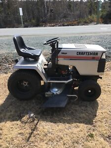 1989 GT 6000 Rare Garden Tractor For Sale