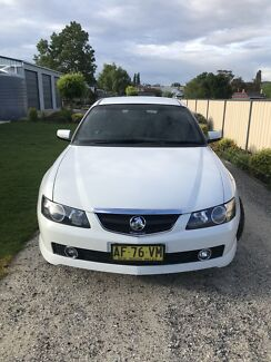 Affordable Luxury Holden VY Series 2 Calais