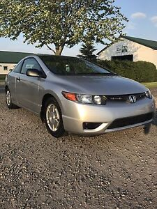 Honda civic dxg 2008