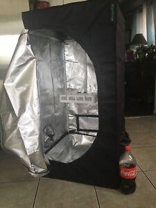 LED Grow Light + Tent Kit