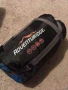 Camping sleeping bag and sleeping bag liner. Palmerston Gungahlin Area Preview