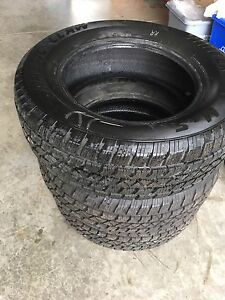 Arctic Claw winter tires 235/65/r16