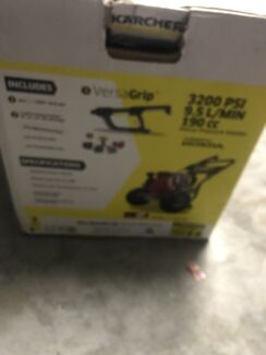 Karcher G 3200 OH Petrol Power Pressure Washer 3200 PSI Brand New