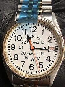Railway watch RR 955Q