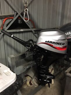 Mariner Outboard like new