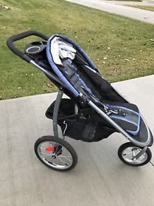 Grayco Fastaction Fold Jogger