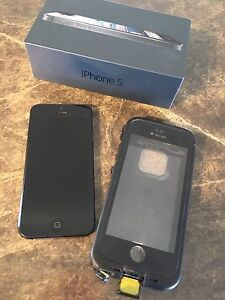 iPhone 5 16GB -Bell network