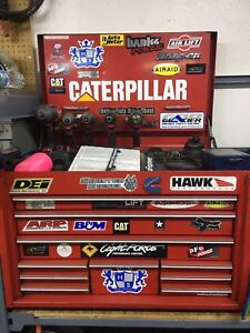 Snap On KRA62D Heavy Duty Road Chest