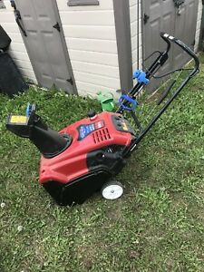 "Toro 21"" snowblower"