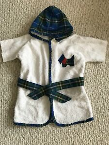 Baby Boy Bath Robe (6-12M)
