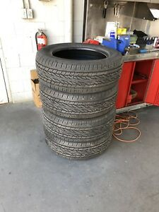 275/55R20 Continental Cross Contact LX20