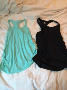 Two x Maternity Active Tops