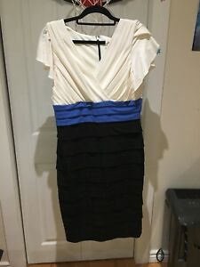Belle robe taille 12 / Dress size 12