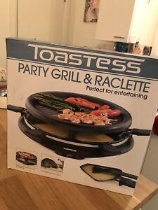 Gril raclette