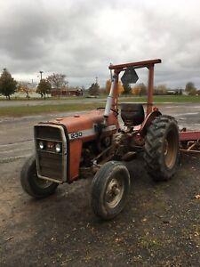 1976  Massey Ferguson 230 Tractor