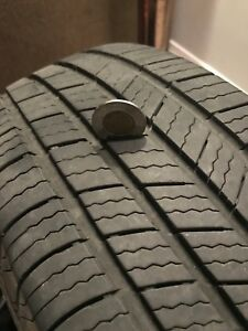 Michelin tires from Mazda 3