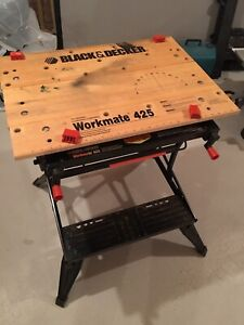 ***Moving sale: Black and Decker Workmate 425!!***