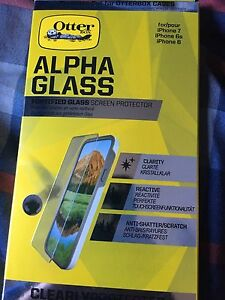 Otterbox Alpha Glass for iPhone 6/6s/7