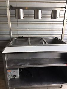 3 Wells Steam table ($400 OBO)