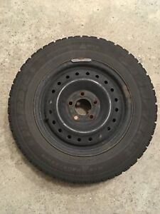 Winter Tires with Rims P205/65R15 ...... Good Year Nordic